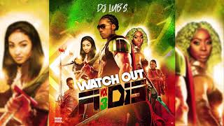 "DANCEHALL EXCLUSIVE MIX - WATCH OUT FI DIS  Vol 3 "" FT VYBZ KARTEL / SHENSEEA / DING DONG / TEEJAY"