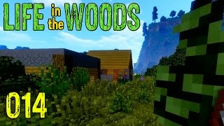 Minecraft [014] [Zu Besuch im Dorf] [Life in the Woods] Deutsch German thumbnail