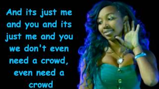 OMG Girlz - Ridin Slow (lyrics)