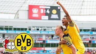 WAS! EIN! SPIEL! | Bayer Leverkusen - BVB | Alle Tore & Highlights