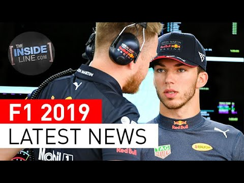 WEEKLY FORMULA 1 NEWS (13 AUGUST 2019)