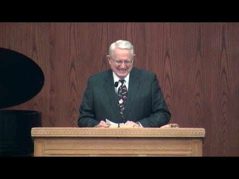 Day At DTS: Facing The Giants - Charles R. Swindoll