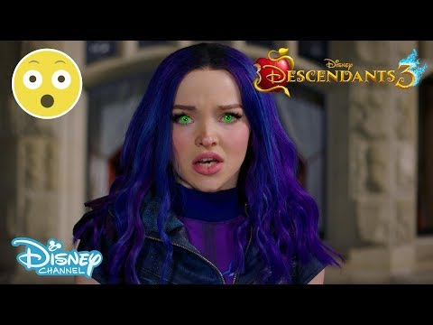 Descendants 3  NEW Teaser Trailer 😱 Disney Channel UK