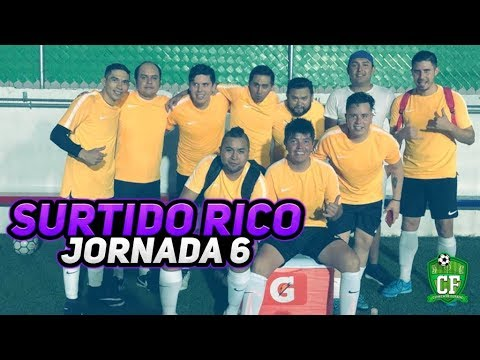 SURTIDO RICO - JORNADA 6