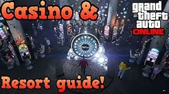 Casino & resort guide! - GTA Online guides