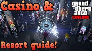 Casino & resort guide! - GTA Online guides