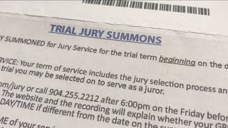 The penalties for skipping jury duty