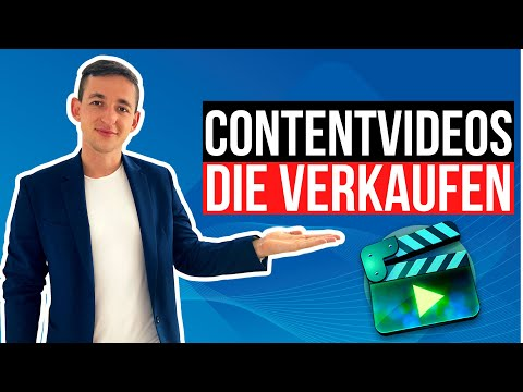 Contentvideos die verkaufen – Online Marketing