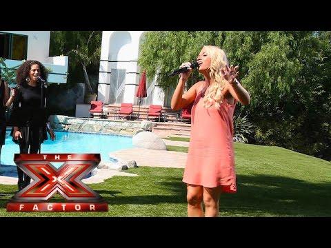 Chloe Paige wants A Little Respect | Judges Houses | The X Factor 2015