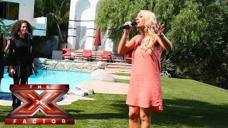 Chloe Paige wants A Little Respect | Judges Houses | The X Factor 2015