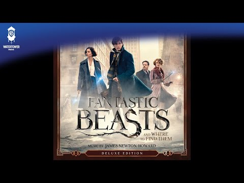 Offiical Debut - Pie or Strudel / Escaping Queenie and Tina's Place - Fantastic Beasts Soundtrack