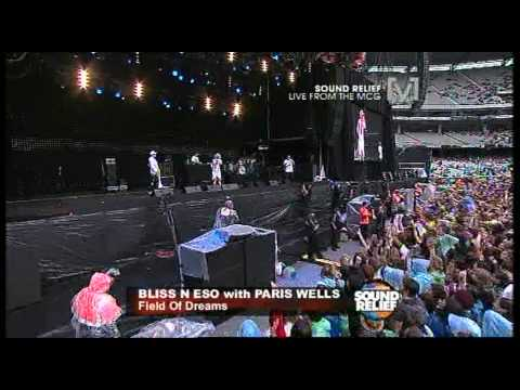 Sound Relief - Bliss N Eso with Paris Wells