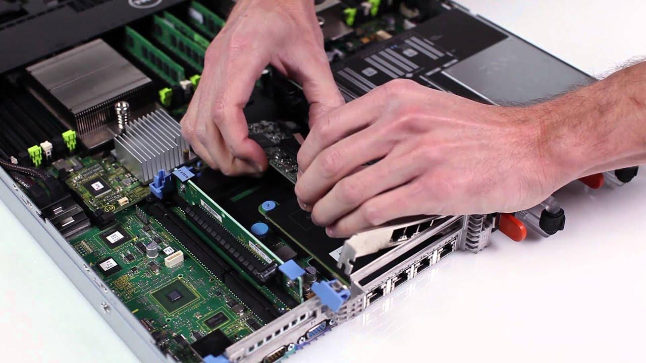 PowerEdge R620: PCI Riser
