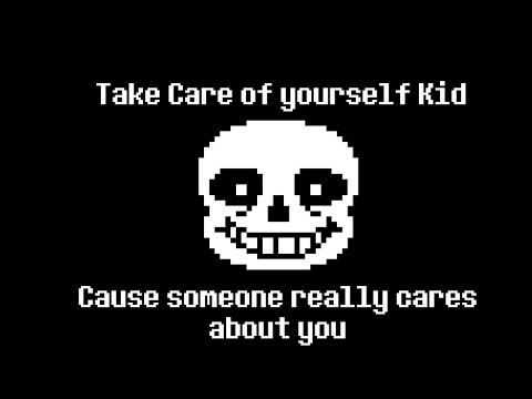 Take Care of yourself Kid, 'cause someone really cares about you [Motivational]