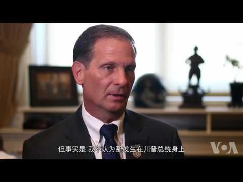 美议员:美中贸易协议为双赢局面 Rep. Chris Stewart: US-China trade deal a win-win