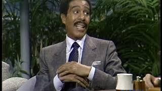 Richard Pryor on The Tonight Show Starring Johnny Carson - Part 01 - 08/05/1988