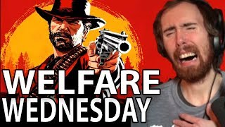 Asmongold lets CHAT DECIDE VIDEOS For Money - Welfare Wednesday #3