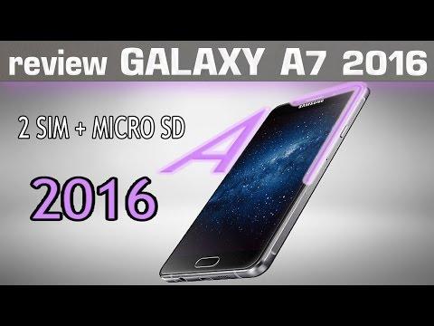 รีวิว SAMSUNG GALAXY A7 2016 ไทย [A7(6)]