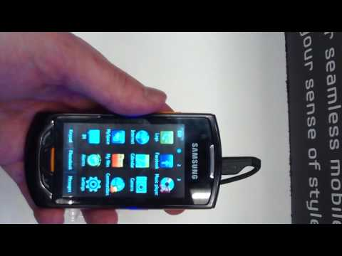 Samsung S5620 (Samsung Forum 2010).MP4