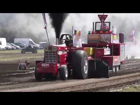 Pro Stock 3,5t @ Brande DK 2015 Tractor Pulling