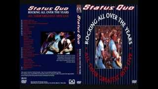 Status Quo - Roll Over Lay Down (Live @ The NEC 1989)