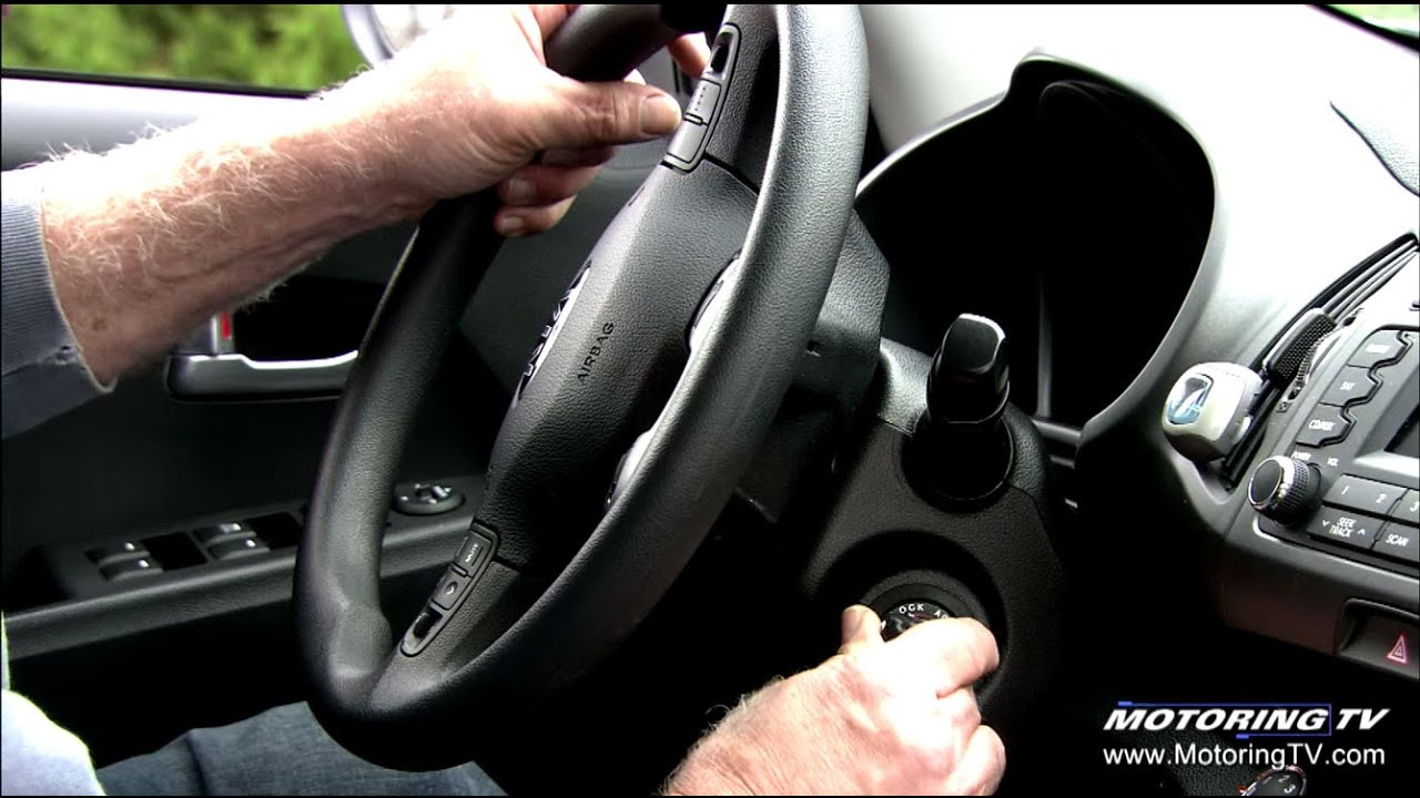Tip Of The Week Dealing With A Locked Steering Wheel Youtube