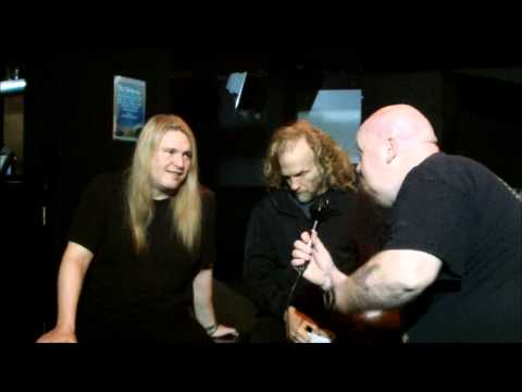 Corrosion Of Conformity  Interview @ Rescue Rooms Nottingham