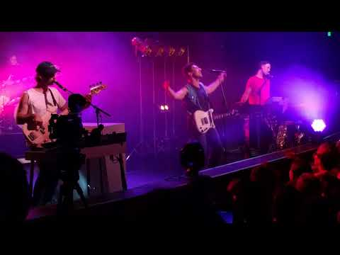 Bleachers - Hate That You Know Me - LIVE @ OC Observatory - Santa Ana - 9/29/17