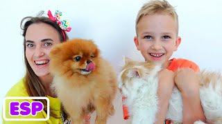 Vlad y Nikita y una compilación de nuevas series sobre mascotas