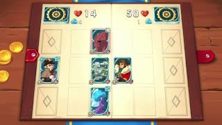 Evoland 2 - Game of Cards final challenge