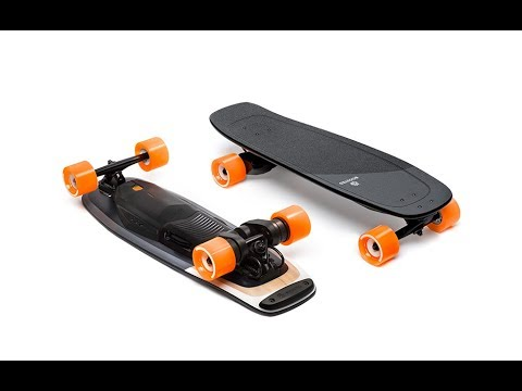 New Boosted Boards! $750