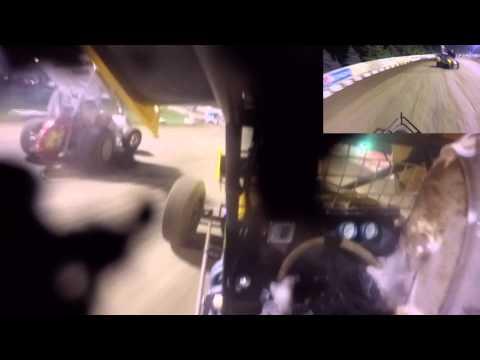 Blake Nimee- IRA/NSL Angell Park Speedway 8/30/15