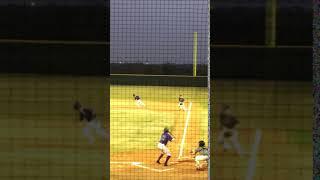 Chris Duncan first Stolen base for the 2018 Varsity Team preseason 2.5.18