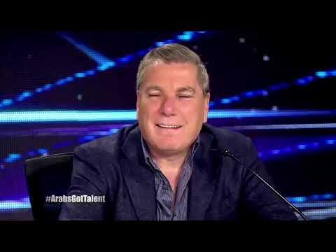 عمار باشا مغني الراب في Arabs Got Talent