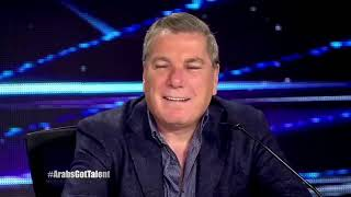 اجمل مغني راب في Arabs Got Talent عمار باشا