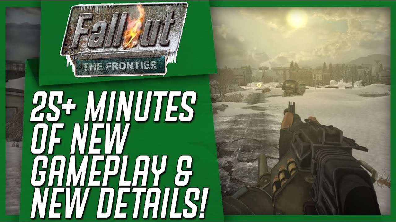 Fallout: The Frontier Just Got 25+ Minutes Of NEW Gameplay & TONS Of New Details thumbnail