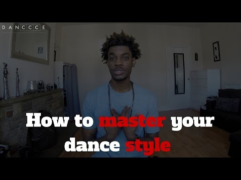 Hip hop dance videos - How to master your dance style | Nickel Yudat