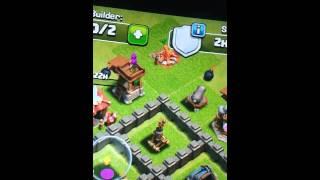 Spelar clash of clans