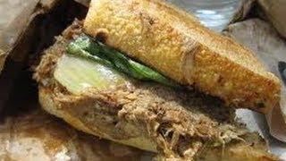 Dixie Bar B Que Sandwiches - Sandwich Recipes