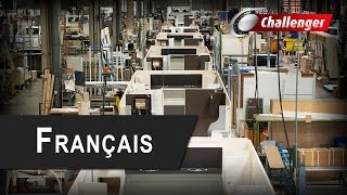 Présentation de l'usine - Camping-cars CHALLENGER (Français)