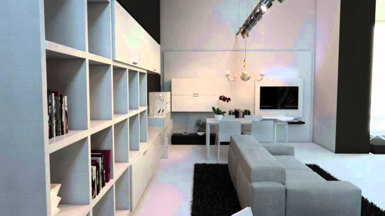 La casa moderna veneta cucine youtube for Casa moderna wittenheim