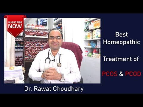 PCOD Or  PCOS Best Homeopathic Treatment | Dr. Rawat Choudhary Yash Homeopathic Centre Jodhpur