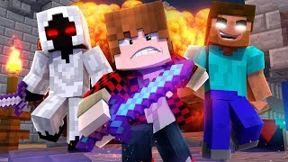 "🎵  ""WARZONE"" - NEW Minecraft Music Video Song Parody"
