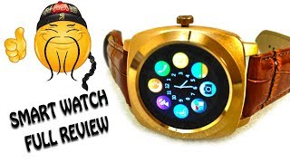 Aiwatch Y6 Smartwatch Phone | smartwatch full review