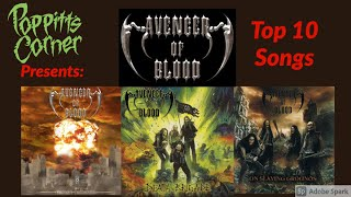 PC | Top 10 Avenger of Blood Songs
