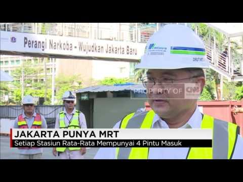 Yuk lihat progress MRT Jakarta Mei 2016
