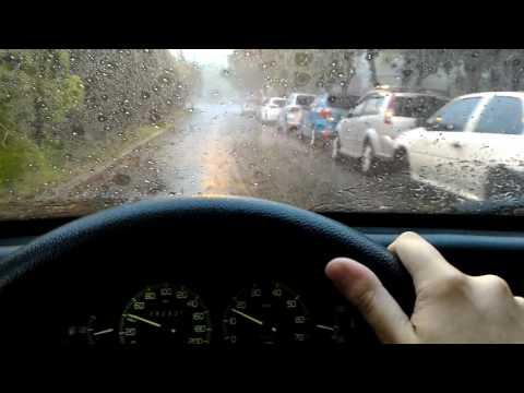 Uno de baixo do mal tempo. Temporal -Porto Alegre 04.01.17