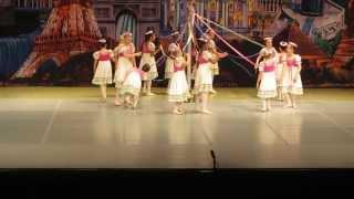 Ballet - Maypole Dance - Choreography by Kim Rowley