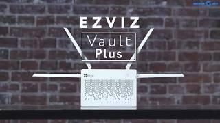 Обзор роутера Ezviz Vault Plus в 4K