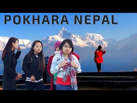 Pokhara Nepal Vlog   Fish Tail Mountain   Mt. Machhapuchhre